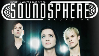 Soundsphere magazine Issue 1