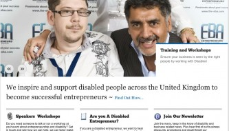 Disabled Entrepreneurs Screenshot